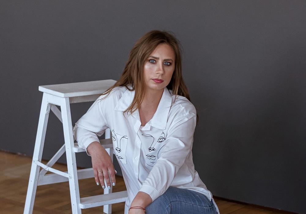 Мастер маникюра Татьяна Степыко.